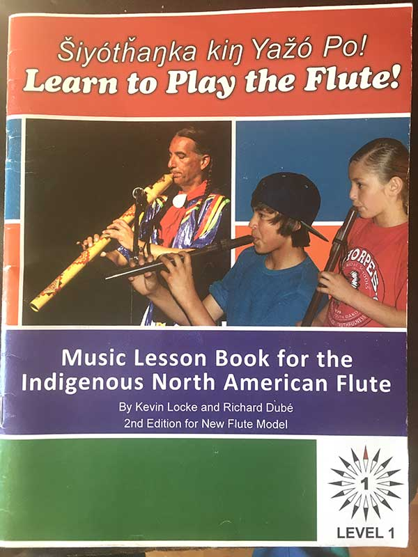 North American Indigenous Flute